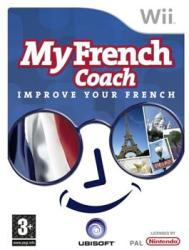 Ubisoft My French Coach Develop Your French (Nintendo Wii)