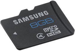 Samsung microSDHC 8GB Class 4 MB-MS8GBA/EU