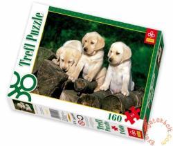 Trefl Labrador kölykök 160 (15157)