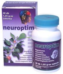 Probiotics International Neuroptim tabletta (30 db)