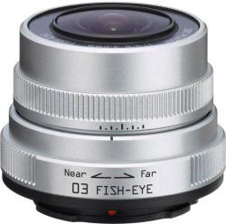 Pentax 03 Fish-Eye for Q-series - 3.2mm f/5.6 (22087)