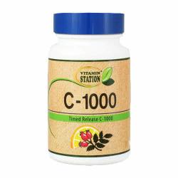 Vitamin Station C-1000 (120 tab. )