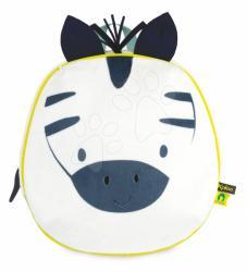 Kaloo Rucsac Zebra My Cuddle Backpack Home Kaloo cu fermoar 26*25 cm pentru copilașii de la 2 ani K969926 (K969926)