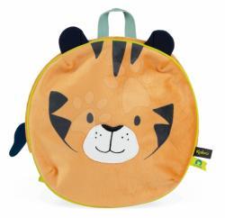 Kaloo Rucsac leu My Cuddle Backpack Home Kaloo cu fermoar 26*25 cm pentru copilașii de la 2 ani (K969928)