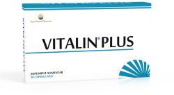 Sunwave Vitalin Plus, 30 capsule, Sun Wave Pharma
