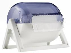 MAR PLAST zárt ipari törlő papír tartó falra is szerelhető HACCP (A63610)
