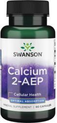 Swanson Calcium 2-AEP 90 Capsules