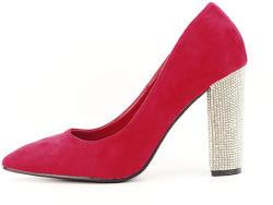 SOFILINE Pantofi rosii cu toc Debbie (AOS-12 RED -39)