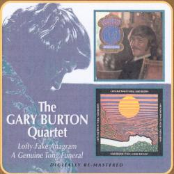 Burton, Gary Lofty Fake Anagram/a Genu