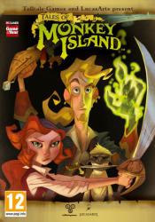 LucasArts Tales of Monkey Island (PC)