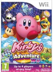 Nintendo Kirby's Adventure (Wii)