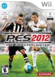Konami PES 2012 Pro Evolution Soccer (Wii)