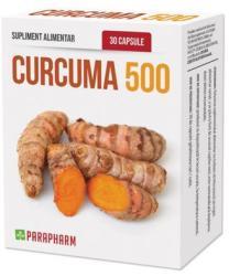 Parapharm Curcuma 500, 30 capsule, Parapharm