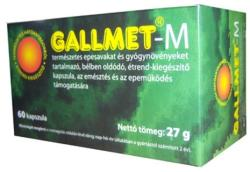 GALLMED Gallmet-M kapszula - 60 db
