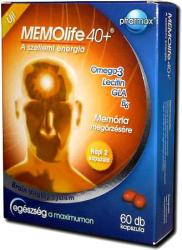 Pharmax Memolife 40+ kapszula - 60 db