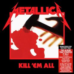 Metallica - Kill 'Em All (Vinyl)