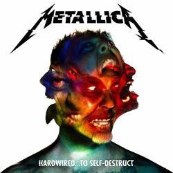 Metallica - Hardwired. . . To Self-Destruct(SPR) (2CD)