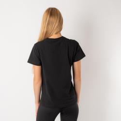 Champion Crewneck T-shirt 110992 KK001 negru XS