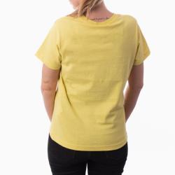 Champion Crewneck T-shirt 110992 YS046 Galben S