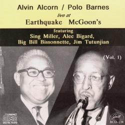 Alcorn, Alvin Live At Earthquake Mcgoon