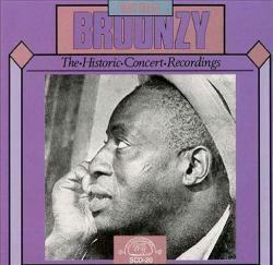 Broonzy, Big Bill Historic Concert Recordin