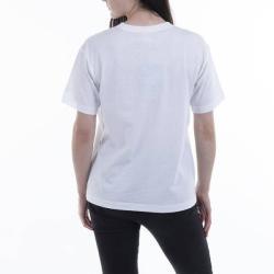 Champion Crewneck T-Shirt 113363 WW001 Alb XS