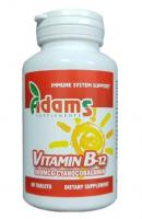 Adams Supplements Vitamina b12 500mcg 90cpr ADAMS SUPPLEMENTS
