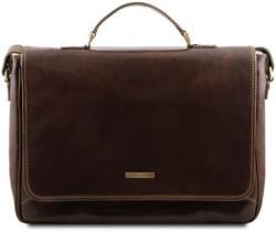 Мъжка кожена чанта padova tl140891