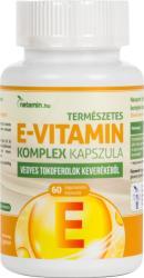 Netamin Natural Vitamin E complex (60 caps. )