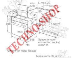 Bosch HBG73B550