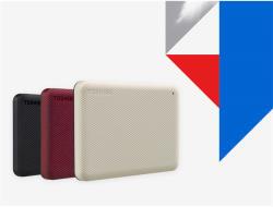 Toshiba 2.5 Canvio Advance 2TB USB3.0 (HDTCA20E)