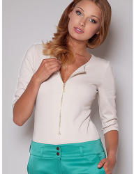 Figl Боди блуза модел 28031 Figl