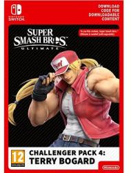 Nintendo Super Smash Bros. Ultimate Challenger Pack 4: Terry Bogard (Switch)