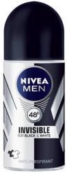 Nivea Men Invisible Black & White (Roll-on) 50ml