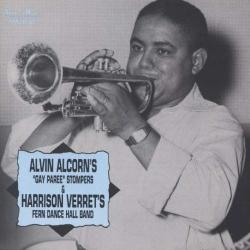 Alcorn, Alvin/harrison Ve Gay Paree Stompers/fern