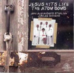 Alexander's Sterling Jubi Jesus Hits Like The Atom