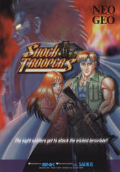 SNK Shock Troopers (PC)