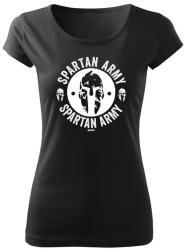 WARAGOD tricou de damă Archelaos, negru 150g/m2