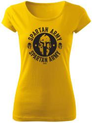 WARAGOD tricou de damă Archelaos, galben 150g/m2