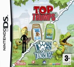 Ubisoft Top Trumps Dogs & Dinosaurs (NDS)