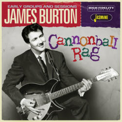 Burton, James Cannonball Rag