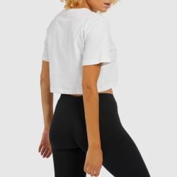 Ellesse Deway T-Shirt SGG09814 WHITE Alb M