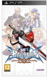 PQube BlazBlue Continuum Shift 2 PSP