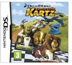 Activision Dreamworks Superstar Kartz DS