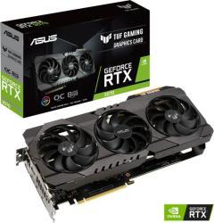 ASUS GeForce RTX 3070 8GB GDDR6 256bit (TUF-RTX3070-O8G-GAMING)