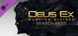 Square Enix Deus Ex Mankind Divided Season Pass (PC)