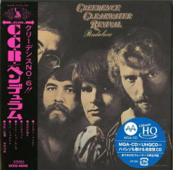Creedence Clearwater Revival Pendulum -uhqcd/ltd-