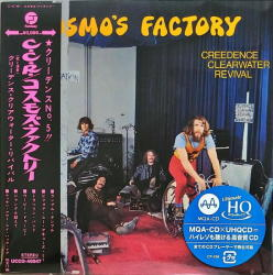 Creedence Clearwater Revival Cosmo's Factory -uhqcd-
