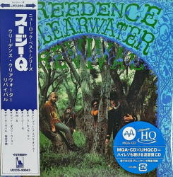 Creedence Clearwater Revival Creedence. . -uhqcd-