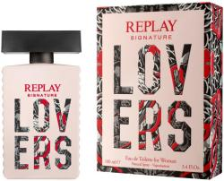 Replay Signature Lovers for Woman EDT 100ml